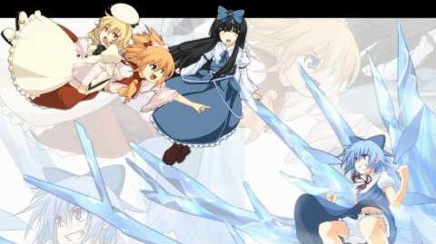 Touhou_12.8_Fairy_Wars_Music_6_-_妖精大戦争_~_Fairy_Wars_Great_Fairy_Wars_~_Fairy_Wars