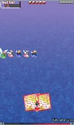 Phantasmagoria of Flower View: Spell Cards de Reimu Hakurei