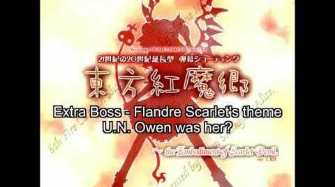 Musik TH06 Flandre Scarlet