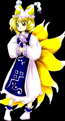 Ran Yakumo