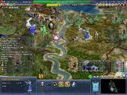 Cirno and Friends (Civilization 4 BtS C2C Modification)