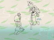 Yuyuko en TH17