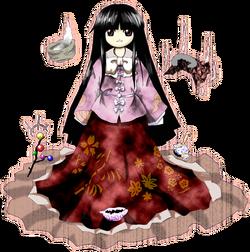 Kaguya Houraisan, her true form