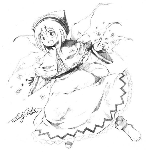 Lily White/Sinopsis de Libros