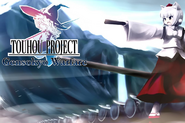 Touhou Project Gensokyo Warfare
