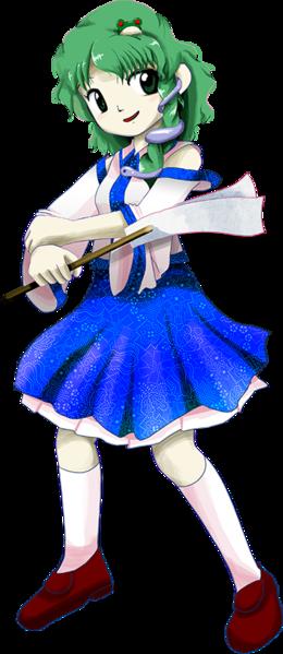 Sanae Kochiya