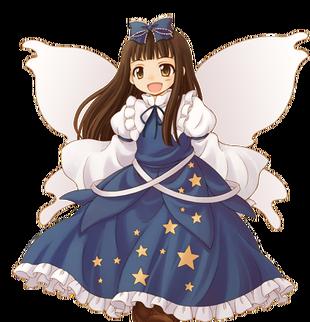 スターサファイア<br/><p>Star Sapphire</p>