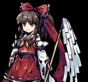 Touhou Gouyoku Ibun/Characters