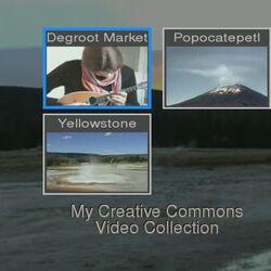 Making a DVD with thumbnail menus