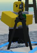 TurretXR500Robot