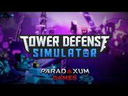 Tower Defense Simulator Trailer 2020