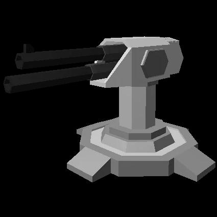 tds simulator turret
