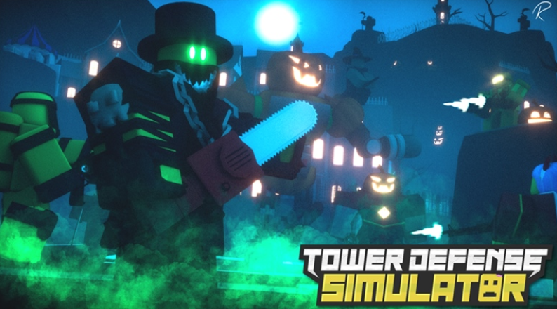 How To Win Christmas Event Tower Defense Simulator Roblox Halloween 2019 Event Tower Defense Simulator Wiki Fandom