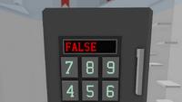 The Vault False