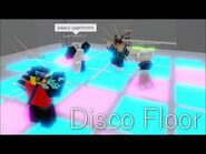 Disco Floor - ROBLOX Tower of Hell