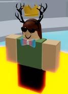 Crouton crown