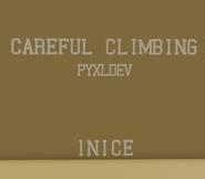 TToH Careful Climbing