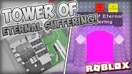 ATTEMPTING TO COMPLETE THE TOWER OF ETERNAL SUFFERING!!! JToH on Roblox 21
