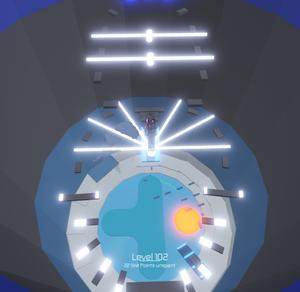 Laser Crossover