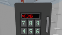 The Vault Wrong