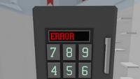 The Vault Error