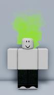 Radioactive Smoke