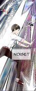 White light noise effect