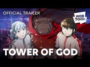 Tower of God (Official Trailer) - WEBTOON
