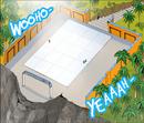 Workshop battle central island arena
