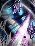 Purple Dementor - mouth blast2