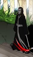Reflejoo hold his shcytes
