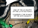 Ancient Odd-Eyed Giant Cobra