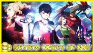 Review Tower Of God - Cuộc Chiến Trong Thần Tháp