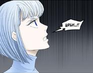 Kiseia angry