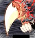 446 red thryssa first transformation sword ready