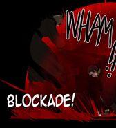 Crimson fist bloackage