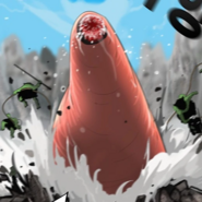 Giant Marsh Worm-Profile