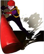 Leon 3 bat