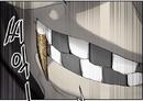 Snake charmer disguise teeth