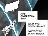 White Style: Spirit Sword