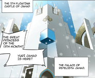 Repellista castle