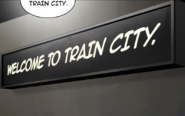 Welcome to train city