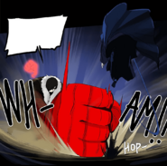 45 horyang red fist ran