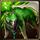 No. 110 Emerald Wolf