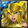 No. 2102 Gold Saint of Aquarius - Hyoga