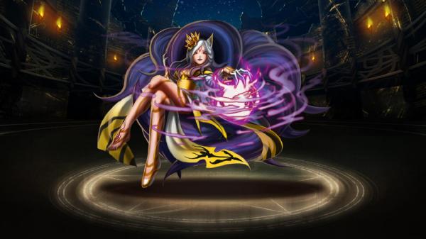 Daji the Demonic Enchantress