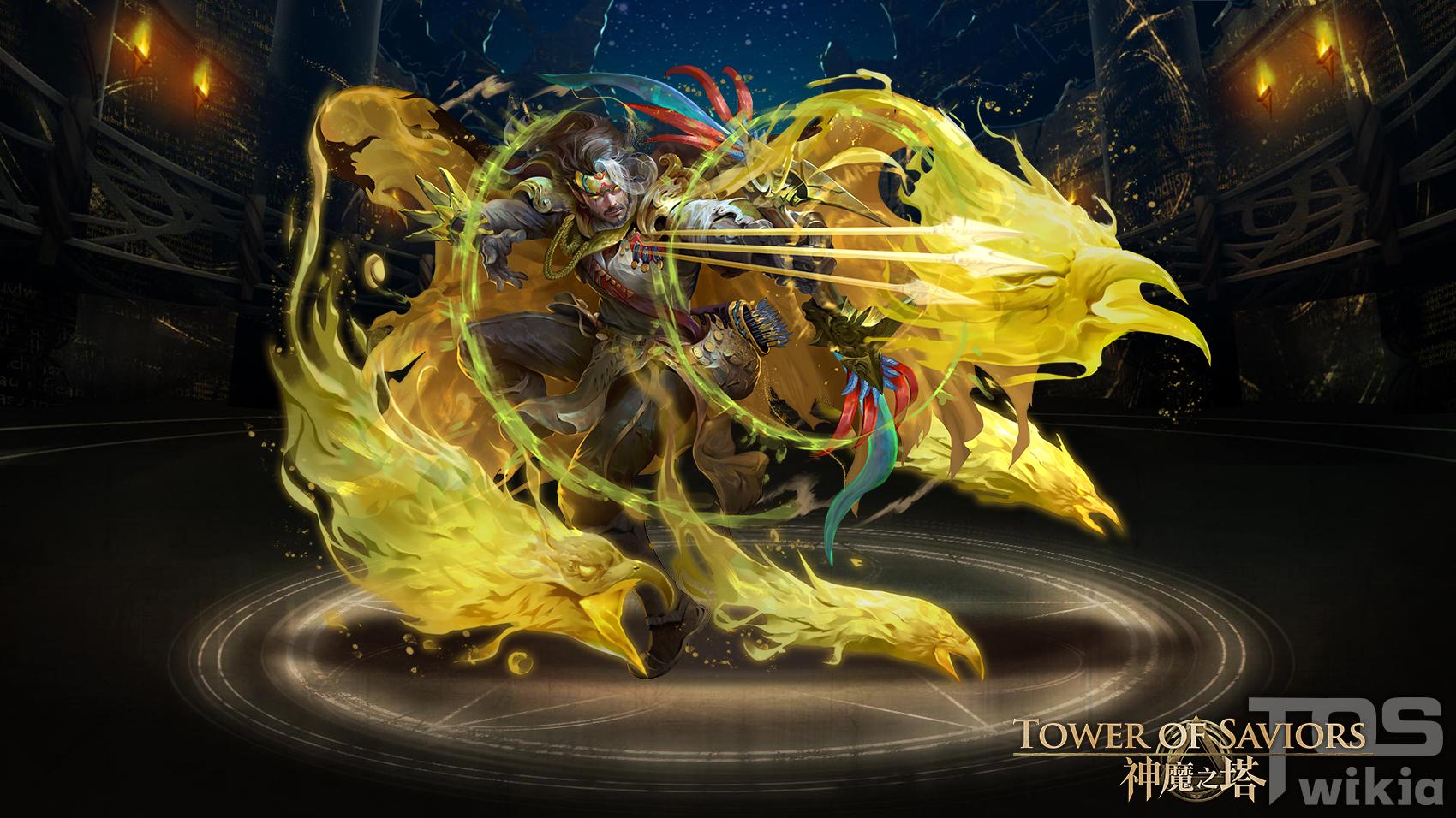 Archer of Honor - Huang Zhong