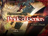 Pride of Genius