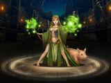 Circe, Witch of Dark Magic