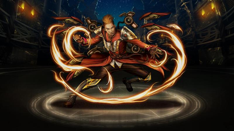 Conjurer of Sun - TAEYANG